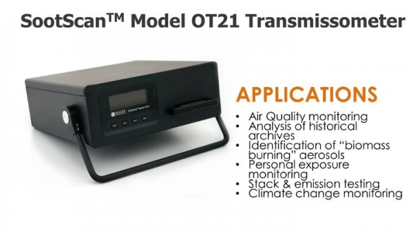 Optical Transmission Meter Model OT21